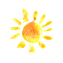 home icon-sonne